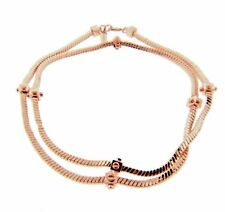 Vince Camuto Copper Chain Long Interval Necklace 33 in