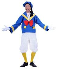 Ente Enten Matrose Mariene Duck Overall Kostüm Entenkostüm Matrosen Uniform Hut