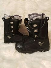 New listing Prion 32 Thirty Two Size 10.5 Snowboard Boots black EURO 44 read description