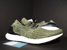 ADIDAS ULTRA BOOST UNCAGED M BASE GREEN CORE BLACK WHITE TENT NMD R1 BB3901 10