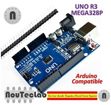 UNO R3 REV3 ATmega328 16U2 CH340 100% Compatible with Arduino