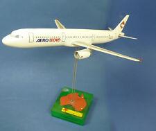 Graphideco - Flugzeugmodell - Airbus A321 - Reisebüro - AERO LLOYD #15189