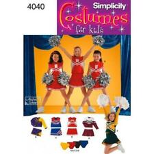 Simplicity Child Costume Sewing Patterns