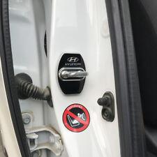 4PCS Serratura Stainsteel Steel Door Lock Cover per Hyundai ix35 i30Tucson