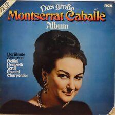 Das Grobe Monsterrat Caballe Album RCA GL 42382 33rpm 072817DBE