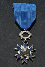 F' Medaille chevalier ordre national du mérite order item  french medal