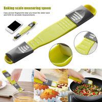 Adjustable Measuring Markings Spoons Multifunctional Tools Kitchen  Accessories