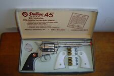 NICHOLS STALLION 45 WITH BOX AND EXTRAS.