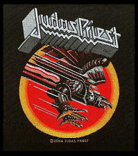 JUDAS PRIEST PATCH / AUFNÄHER # 13 SCREAMING FOR VENGEANCE - 10x10cm