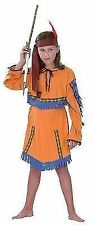 Bristol Novelty Cc375 Indian Girl Budget Costume Small