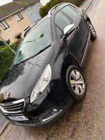 2013 Peugeot SUV MODEL:2008 1.2 Manual