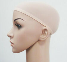 Ladies Wig Cap - Real Hair Wigs Cap - Lace Wig Women's Wig Cap - Flesh Colour