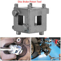 Car Carbon Steel Square Disc Brake Cylinder Piston Caliper Spreader Cube Tools