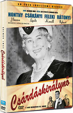 CSÁRDÁSKIRÁLYNÖ - HUNGARIAN  DVD (1963)