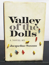 Valley Of The Dolls by Jacqueline Susann Hcdj Book Club Edition