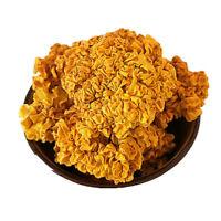 Chinese Dried Golden Ear Mushroom Yellow Ear Yellow fungus 黃耳 100% Natural