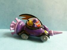 VINTAGE WACKY RACES DICK DASTARDLY AND MUTTLEY MEAN MACHINE TOY CAR * RARE