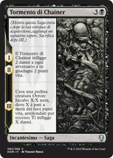 MTG 4x CHAINER's TORMENT - TORMENTO DI CHAINER - DOM - MAGIC