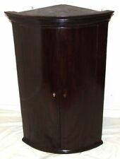 Mahogany Original Edwardian Antique Cabinets