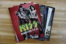 KISS - Article de magazine !!! MONSTER ET CIE !!
