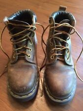 Dr Doc Martens 939 Women's UK 4/US 6 Tan Leather Ankle Boots