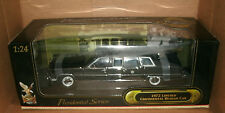 1/24 Lincoln Continental - 1972 Reagan Car Presidents Limo Road Signature 24068