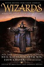 Wizards : Magical Tales from the Masters of Modern Fantasy (2007, Hardcover)