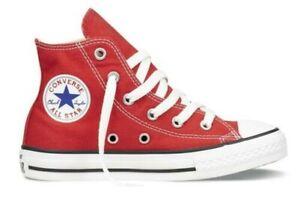 Chaussures Enfant All Star Hi Toile Converse