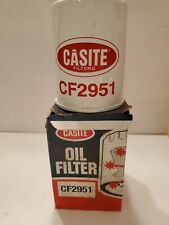 Engine Oil Filter Casite CF2951. New filter old stock.