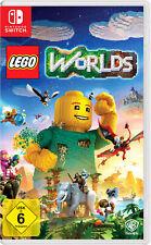 LEGO Worlds - Nintendo Switch (NEU & OVP!)