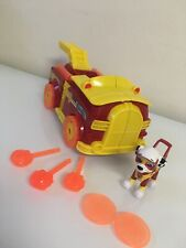 PAW Patrol Mighty Pups - Marshall's Flip & Fly, 2-in-1 Transforming Vehicle EUC