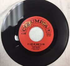 If I Give My Heart To You/The Door That Won't Open by Kitty Kallen 45 RPM