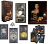 78 Familiars Tarot Cards Deck Mysterious Prediction Divination Magic Board Game