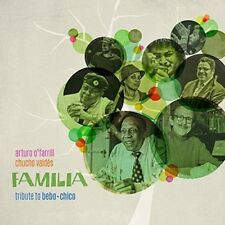 Familia: Tribute To Bebo And Chico [New CD]