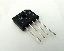 Kb1010 1000v 10a RADDRIZZATORE DC AC MOTOR CONTROLLER Valvola Amplificatore PSU 10 Amp