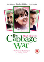Mrs Caldicot's Cabbage War DVD Pauline Collins, Sharp (DIR) cert tc ***NEW***