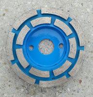 Diamantschleiftopf Beton Granit 100 mm Diamant-Schleifteller Schleifscheibe