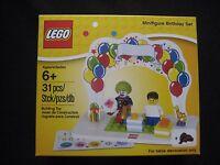 LEGO Minifigures Birthday Set 850791 NEW