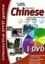 Learn Mandarin CHINESE Language Learning Interactive DVD Game NEW - IN STOCK