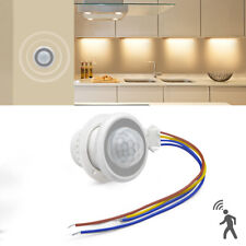 AC 110/220V PIR Infrared Body Motion Sensor Detector Control Switch Light Lamp