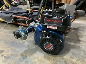 Racing Predator Performance Stage 4 19 hp 212 Mini bike Go kart Engine