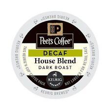 Peet's Coffee Keurig K-Cups House Blend Decaf 120-Count