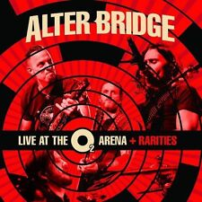 ALTER BRIDGE - LOVE AT THE O2 ARENA+RARITIES (4LP BOX SCHWARZ)  4 VINYL LP NEU