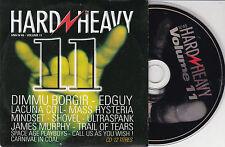 CD CARDSLEEVE COLLECTOR 12T DIMMU BORGIR/EDGUY/TRAIL OF TEARS/SHOVEL/MINDSET