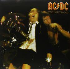 Ac / DC - If You Want Blood You've Got It, 180g Lp. Neu