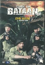 BACK TO BATAAN  NEW  DVD