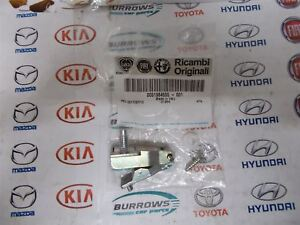 Genuine Fiat 500 Chrome Outer Door Handle Hinge Repair Kit - 51964555