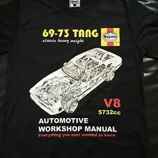 Men's Tang T-Shirt By Hanes Size S