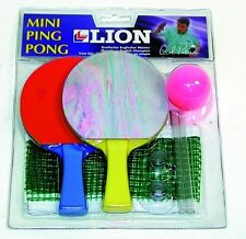 ** Mega Sale ** Lion Mini Table Tennis Kit Ping Pong Set 3.5Mtr