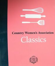 Country Women's Association Classics Taste Mini Cookbook SMALL Softcover